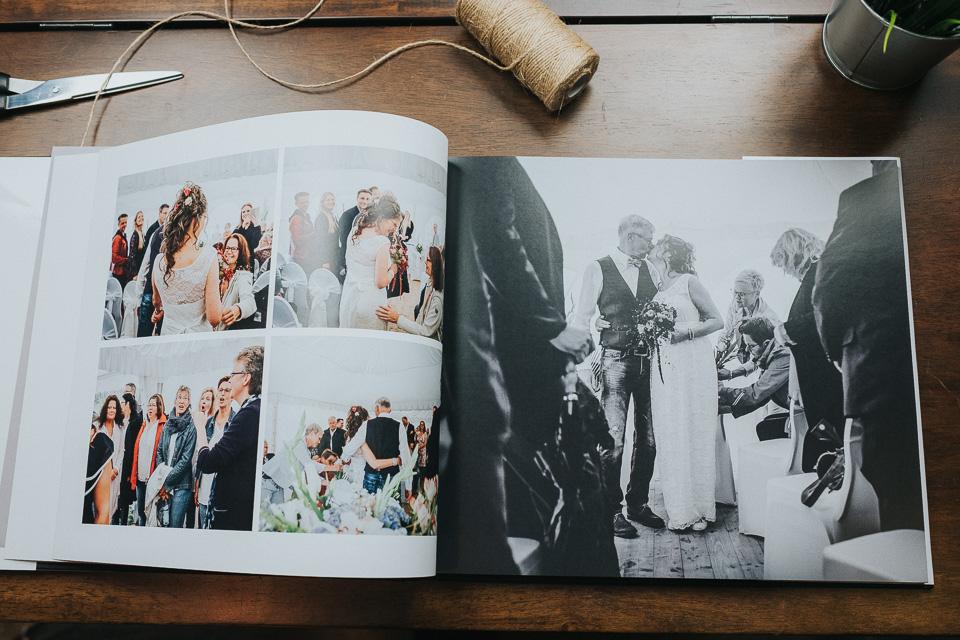 verregnete Hochzeit in Hooksiel