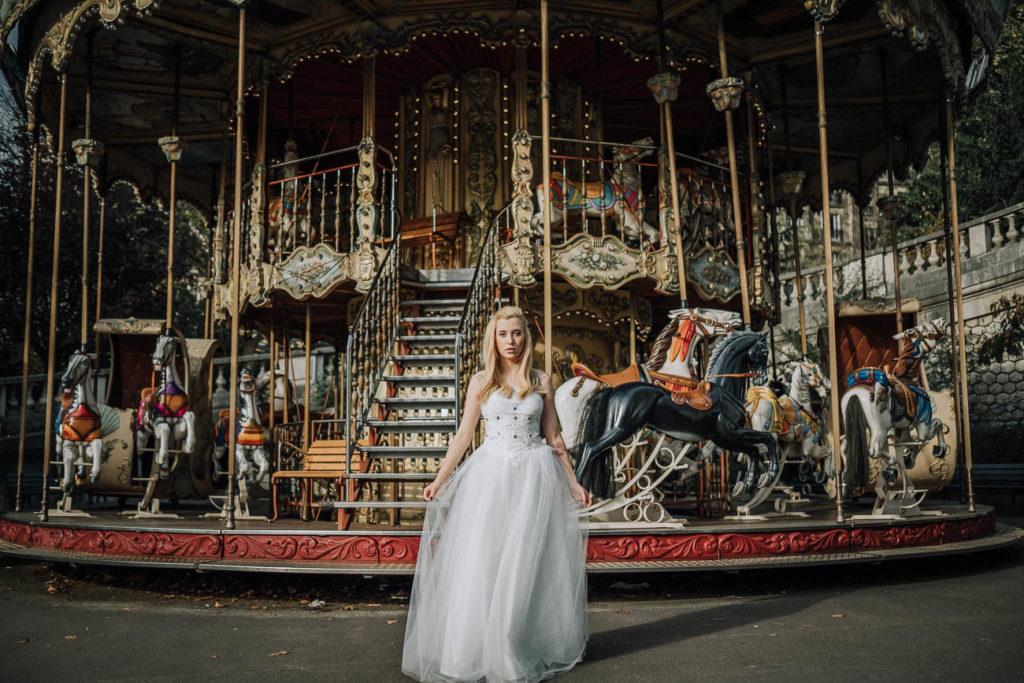 Als Hochzeitsfotograf in Paris
