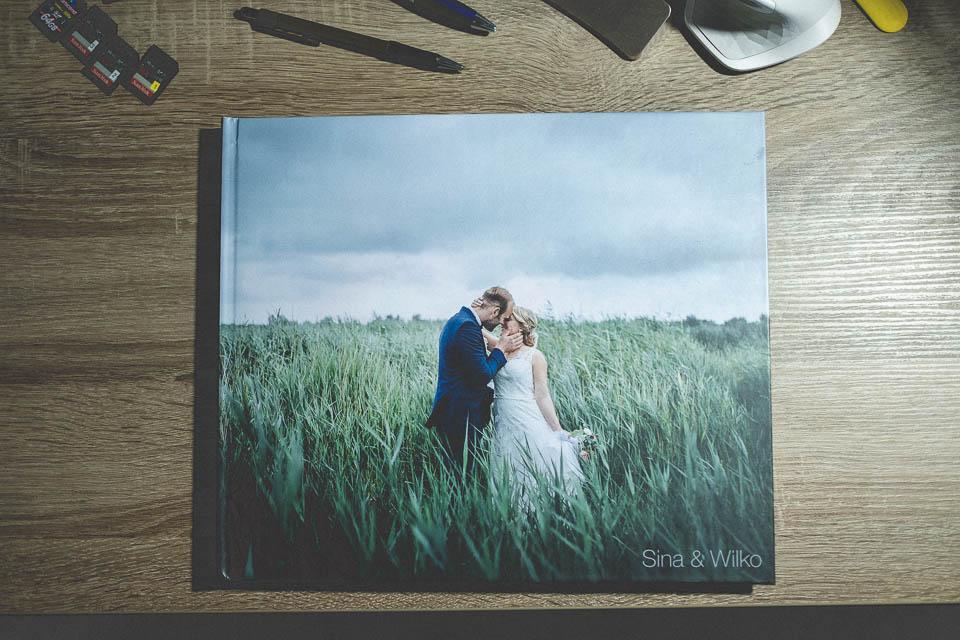 Covver Hochzeitsbuch Hochzeit in Hooksiel