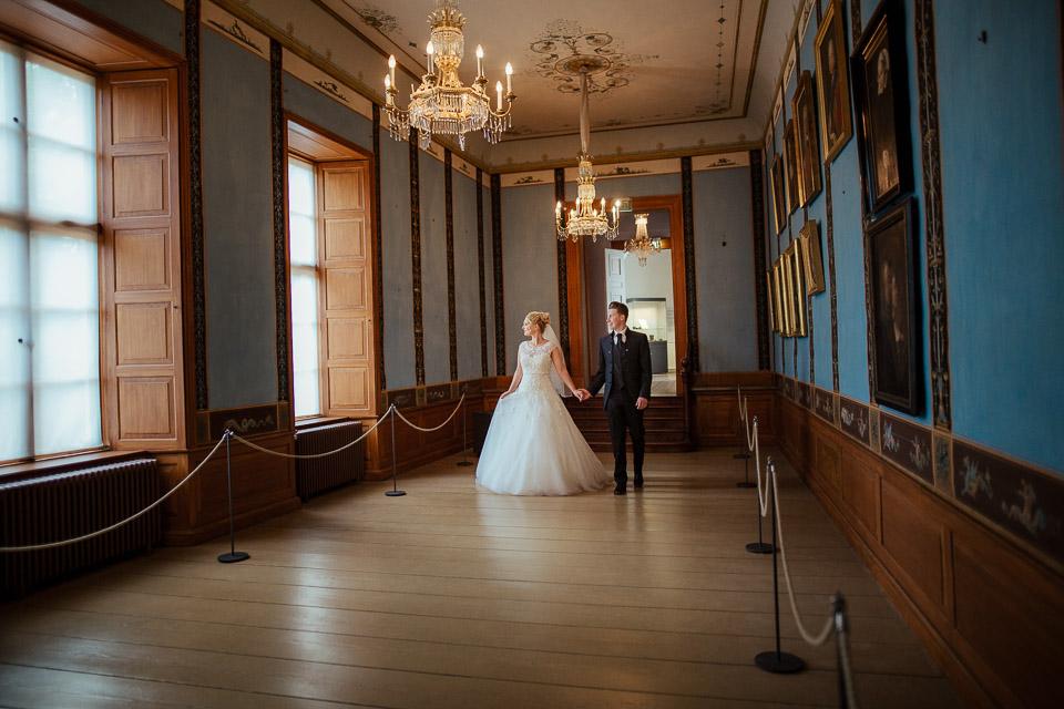 Hochzeit im Schlossmuseum in Jever