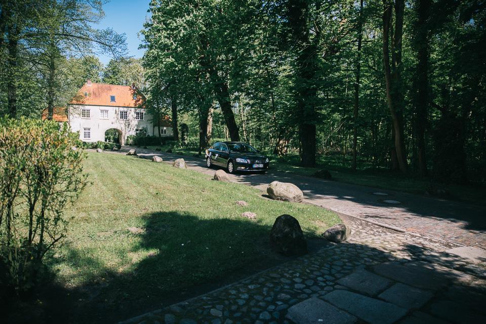Standesamtliche Trauung in der Burg Kniphausen in Wilhelmshaven 009