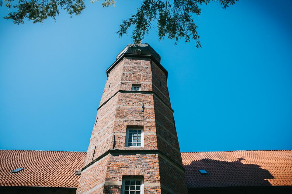 Standesamtliche Trauung in der Burg Kniphausen in Wilhelmshaven 003