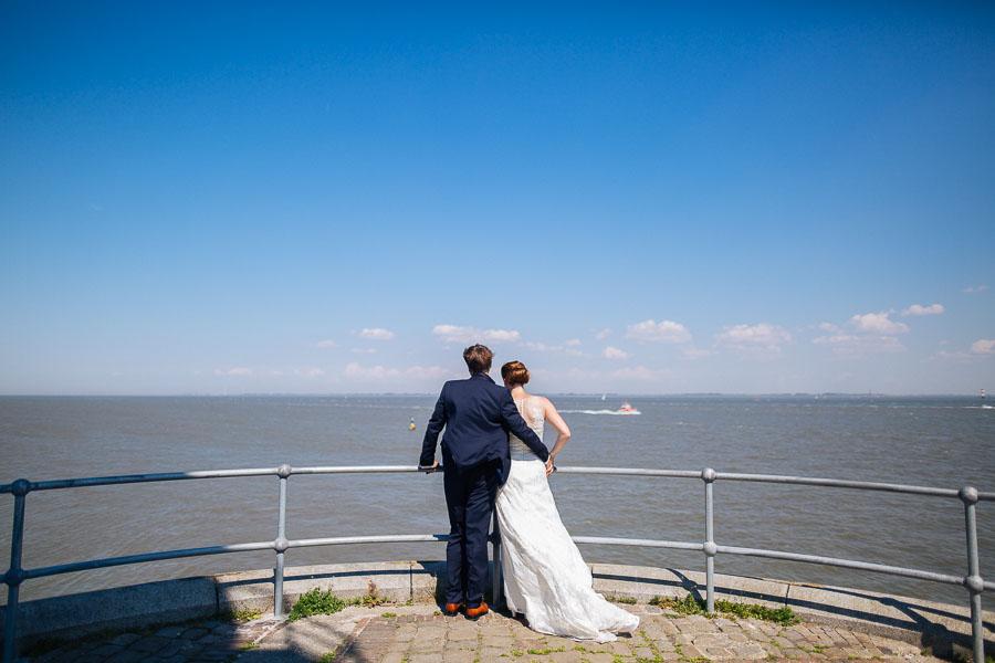 Hochzeit im Wattenmeerhaus - UNESCO-Weltnaturerbe Wattenmeer Besucherzentrum