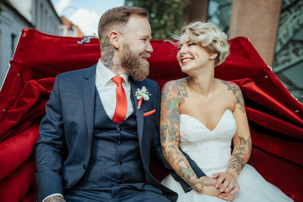 Hochzeit in Jever